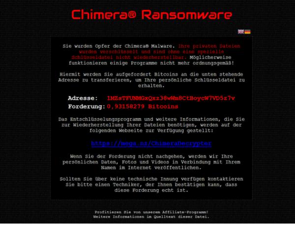 Chimera Virus