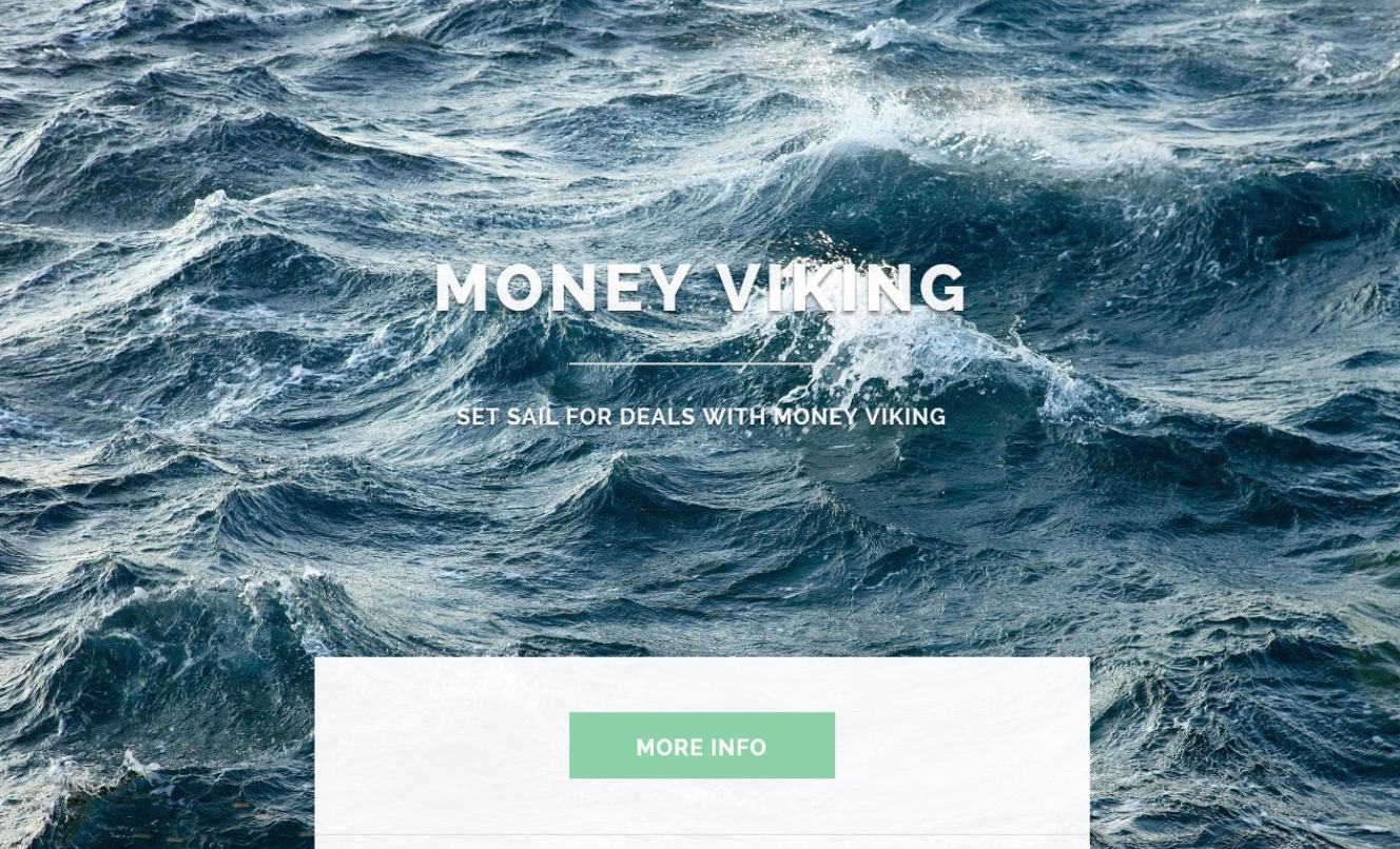 Money Viking Ads