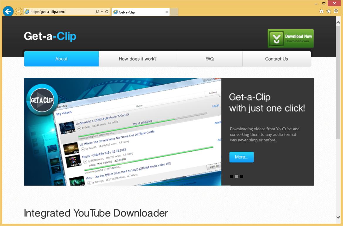 Get-a-Clip Ads