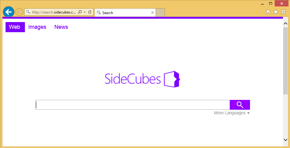SideCubes Search