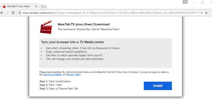 NewTabTV Plus