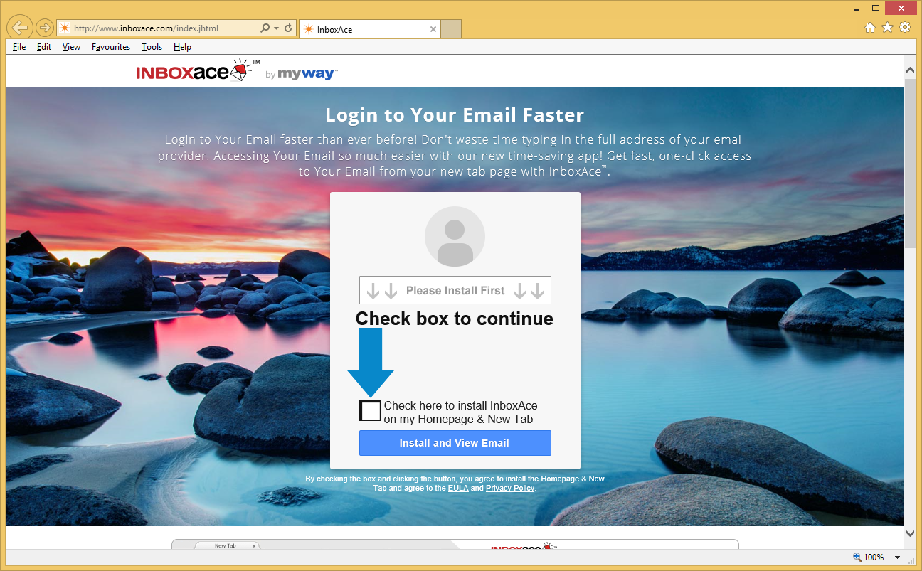 Inbox Ace Toolbar