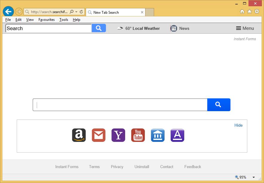 searchiforms