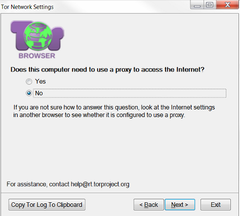 What is a Tor Proxy