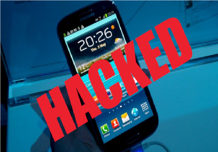 Hacked mobile Apps