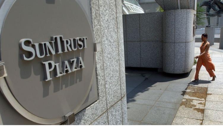 1.5 million customer data potentially stolen from SunTrust bank