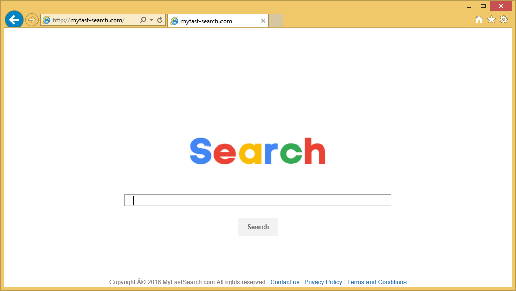 Myfast-search