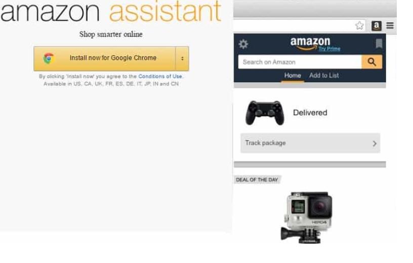 Amazon Assistant 1