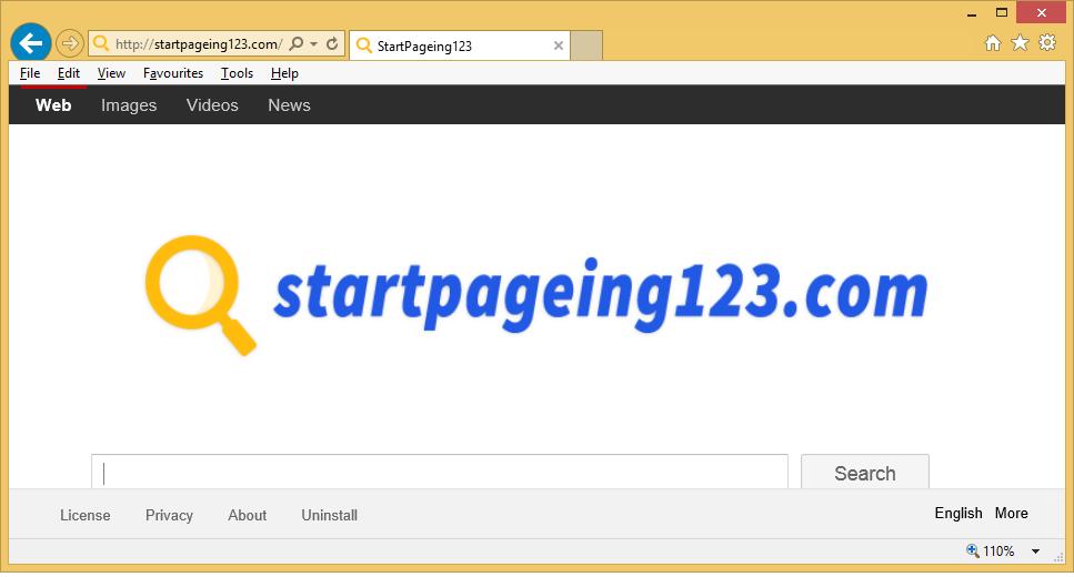Start Pageing 123