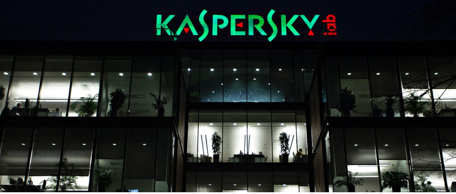 Officials worry Kaspersky Lab could be exploited
