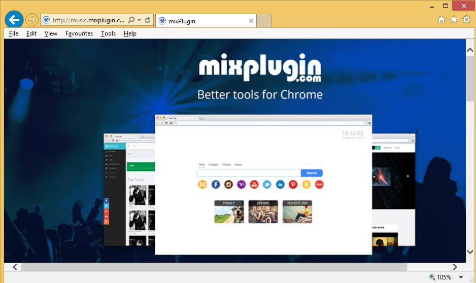 Music-mixplugin