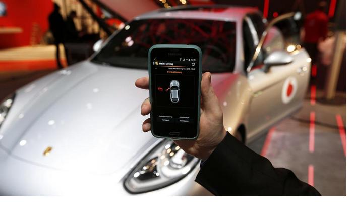 Smart car principles