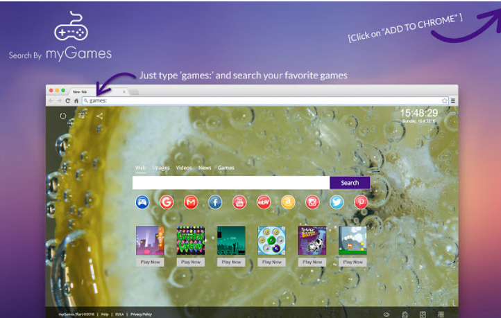 myGames Search